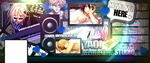 Yaoi Revolution Studio Facebook Cover 2015 by xMyBlackAcexBanners