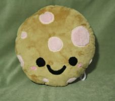 Cookie Pillow by gojowind