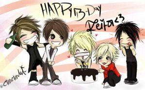 Reita's Birthday by kiroxe