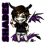 Shades Chibi by ShadesSagacious