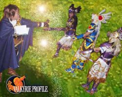 Valkyrie Profile game by seawaterwitch