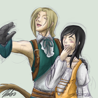 FFIX - And then I defeated them all! by InnocentiaSanguinis