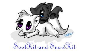 SootKit and SnowKit by lizzie9009