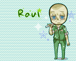 raul by mikey428