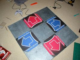 Home Made DDR by fuzzbuzz