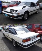 1986 Mazda 929 HB by Mister-Lou