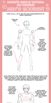 Tutorial: Draw boy's bodies by Aduah