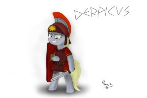 Derpicus by LBFable