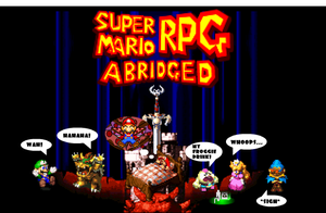 Super Mario Rpg Abriged Episode 3 Remastered by Hurricane360