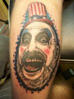 captain spaulding by inkart13