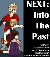 NEXT: Into The Past (Cover Art) by BlueStorm-Studio