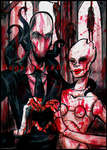 Macabre Love by Cageyshick05