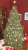 Our Christmas Tree for 2015 by nintendomaximus