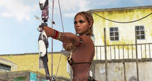 Sheva Alomar-DEADLY ARCHER2 by blw7920