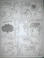 Comic practice page 2 of 2 by bkcartoonist24