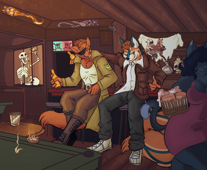 first impression ~BG COMM by catthing