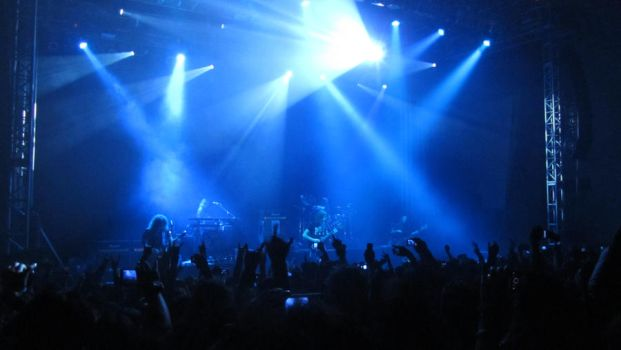 Opeth en MX 2012 by jesuisautre