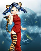 Year of the Tiger by Tiiara