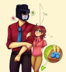ARMADA StarscreamxAlexis by NK0504