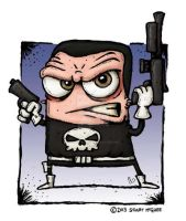 Punisher by stuartmcghee