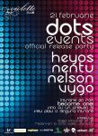 Flyer Dots Events by vygo