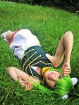 Play With Me~ - Gumi (Vocaloid) by Akina-chan-Cosplay