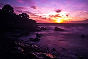 Bluff Beach Sunrise Shoot by Kuyan21