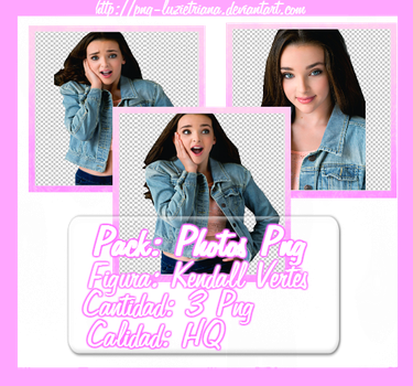 +Pack png Kendall Vertes by Png-LuzieTriana