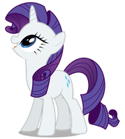 Rarity by Brony-Works