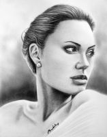 Angelina Jolie by bdnhung