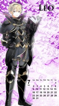 Fire Emblem Phone Background - Leo by MonicaJohnson0647