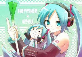 Miku Clock by HatsuneMiku93 by paloma100
