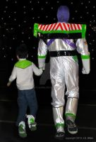 Lightyear and Son by PoetLaurie