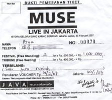 soon to be muse ticket by kun-bertopeng