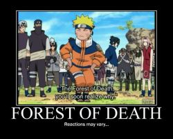 Naruto Motivational Poster by WithinTheCosmos