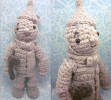 Tinman Amigurumi Wizard of Oz2 by Spudsstitches