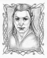 Tauriel - Maiden of the wood by Ingvild-S