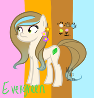 eVERGREEN by AstronomicalCandy