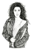 Cher by Graphity78