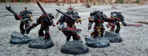 Blood Angels Death Company by Graywolf-101