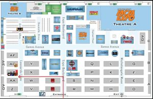 MCM EXPO OF DOOM MAP by alexiuss
