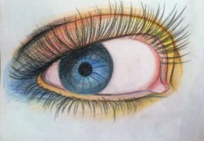 Eye 5 by Karlieaneina