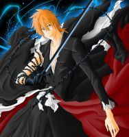 Bleach: Soul Resurrection by grivitt