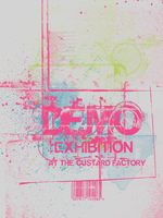 DEMO Exhibition Poster v6.1 by HKDigital