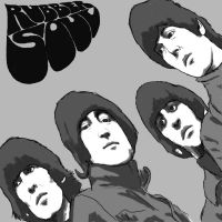 Rubber Soul by elooly
