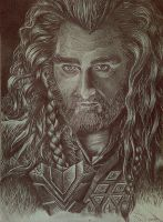Thorin - completed by Spring-Fairy