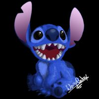 Stitch by WinryBaby