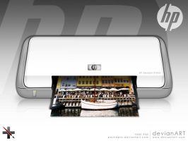 HP Deskjet D1560 by paundpro