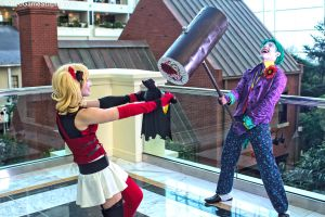 Katsucon 2015 - Jester and Clown(PS) 15 by VideoGameStupid