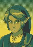 Link Palette Portrait by Red-Flare